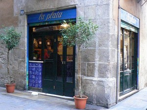 Bar La Plata à Barcelone