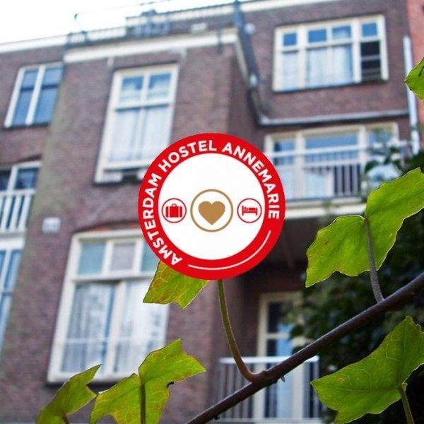 Albergue Amsterdam  Annemarie
