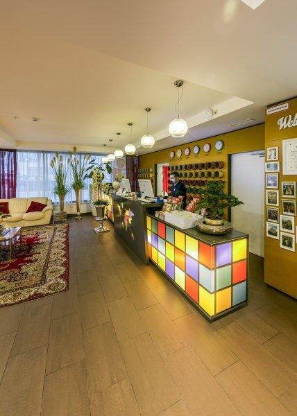 Albergue a&t Holiday
