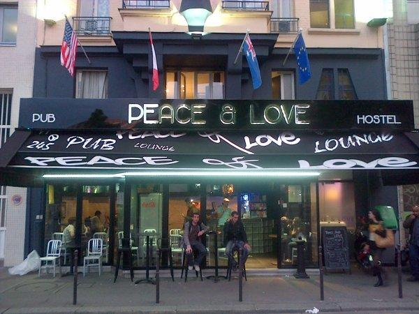 Albergue Peace and Love
