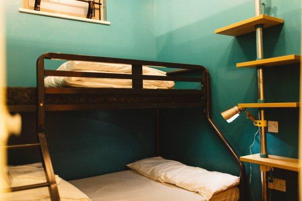 hostal albergue londres: