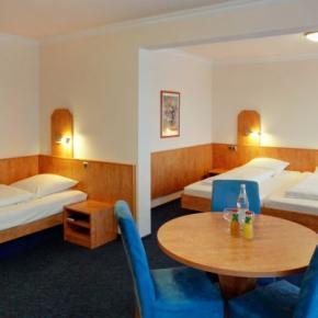 Albergues - Apartment-Hotel Hamburg  Mitte
