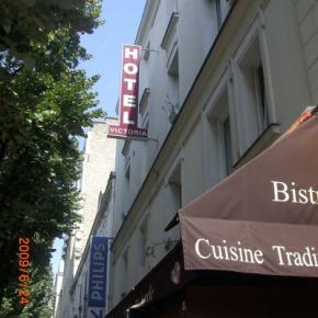 Albergues - Hotel Victoria - Paris