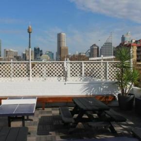 Albergues - Sydney Central Backpackers