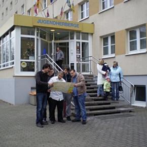 Albergues - Albergue  DRESDEN   'Jugendgästehaus'