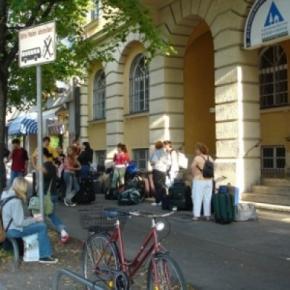 Albergues - HI Munich City