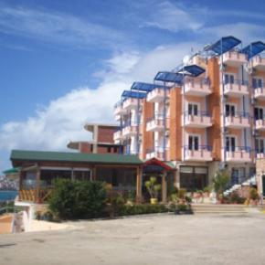 Albergues - Hotel Nertili-Saranda