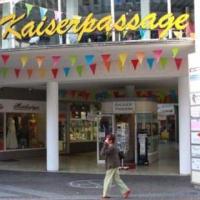 Albergues - Gästehaus Kaiserpassage