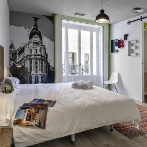 Albergues - Safestay Madrid