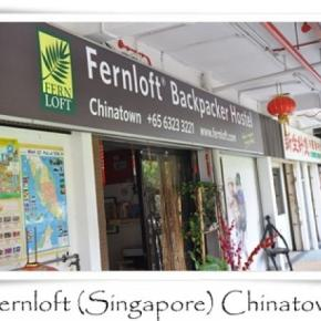 Albergues - Fernloft (Singapore) Chinatown