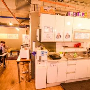Albergues - Kimchee Sinchon Guesthouse