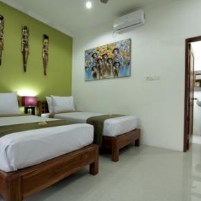 Albergues - Maha Residence Guest House Balangan