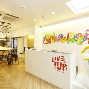 Albergues - LiveitUp Bangkok