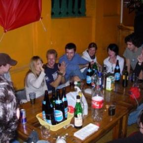 Albergues - Albergue Baluch Backpackers