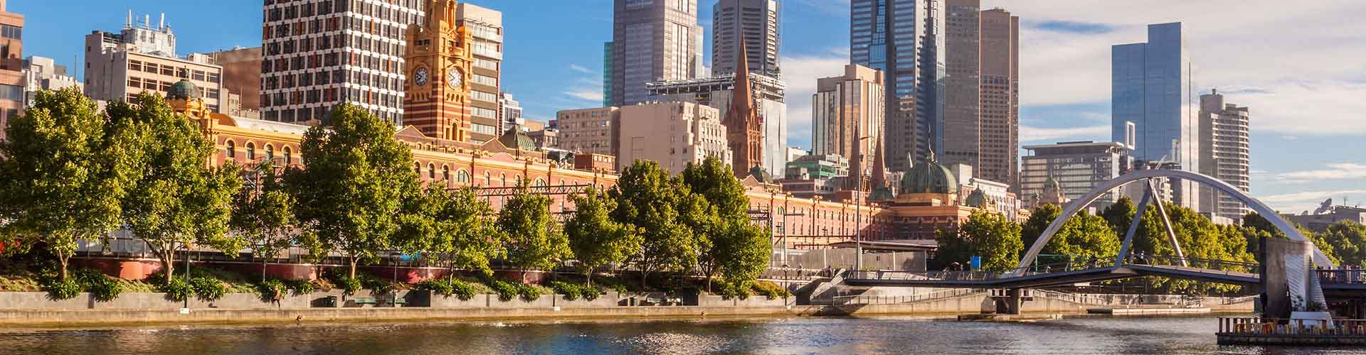 Melbourne - Apartamentos in el distrito Melbourne. Mapas de Melbourne, Fotos y Comentarios para cada Apartamento en Melbourne.