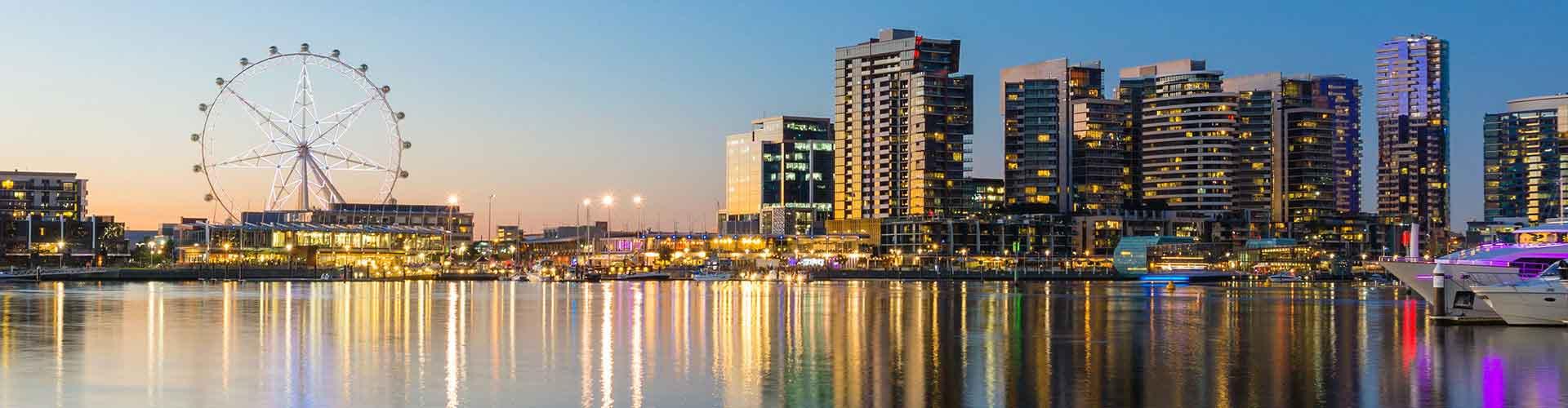 Melbourne - Campamentos en Melbourne. Mapas de Melbourne, Fotos y Comentarios para cada campamento en Melbourne.