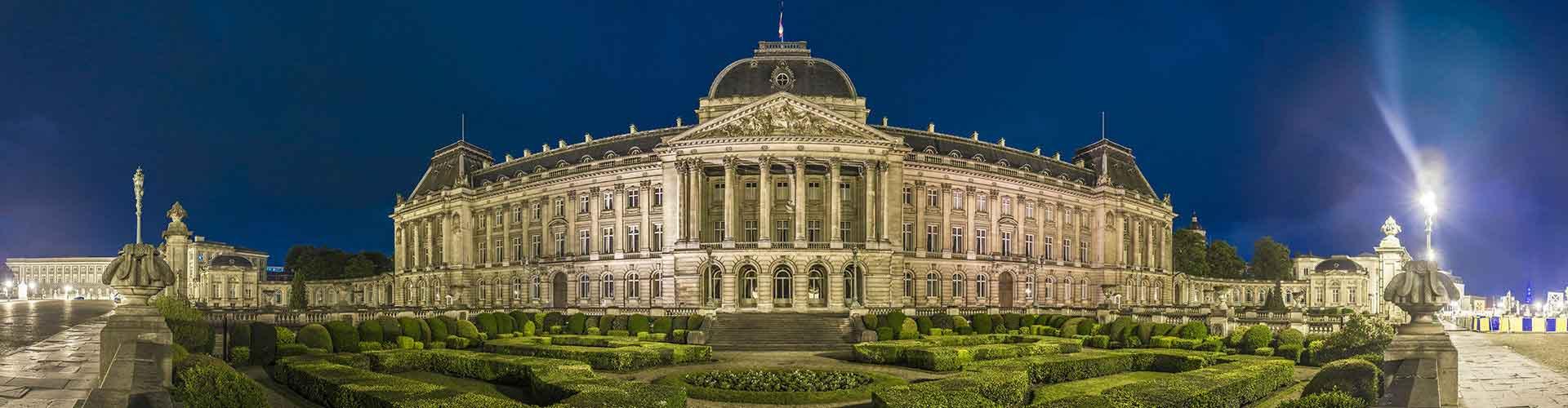 Bruselas - Apartamentos in el distrito Bruxelles-ville. Mapas de Bruselas, Fotos y Comentarios para cada Apartamento en Bruselas.