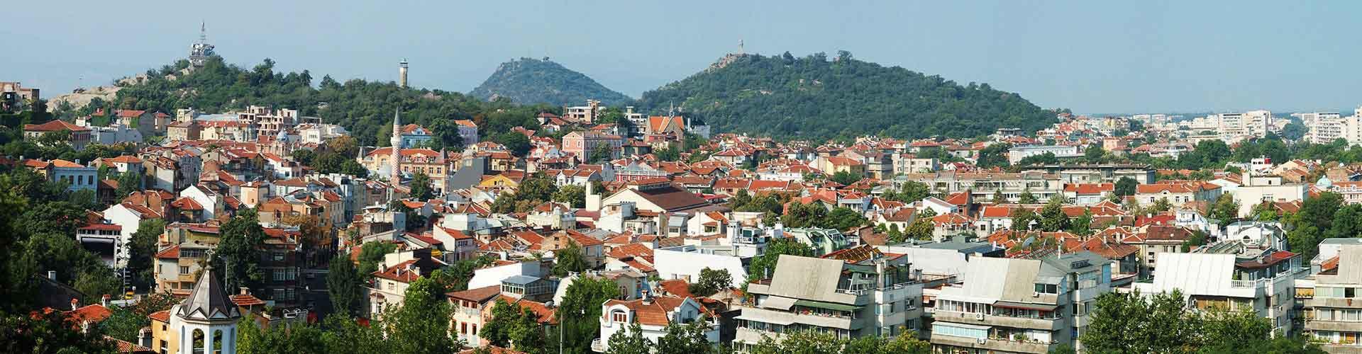 Plovdiv - Albergues en Plovdiv. Mapas de Plovdiv, Fotos y Comentarios para cada Albergue en Plovdiv.
