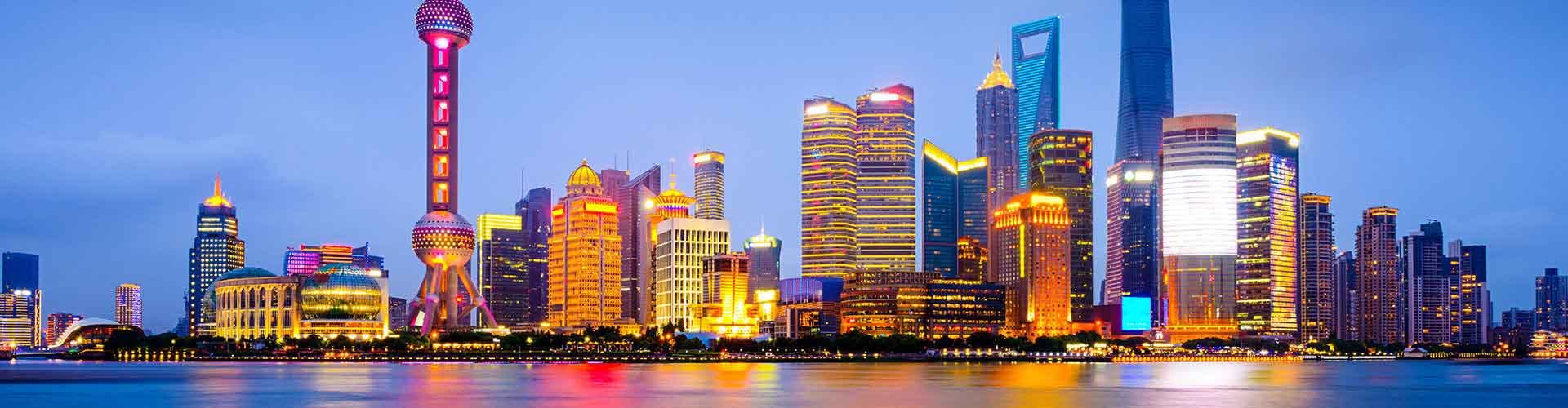 Shanghai - Albergues en Shanghai. Mapas de Shanghai, Fotos y Comentarios para cada Albergue en Shanghai.