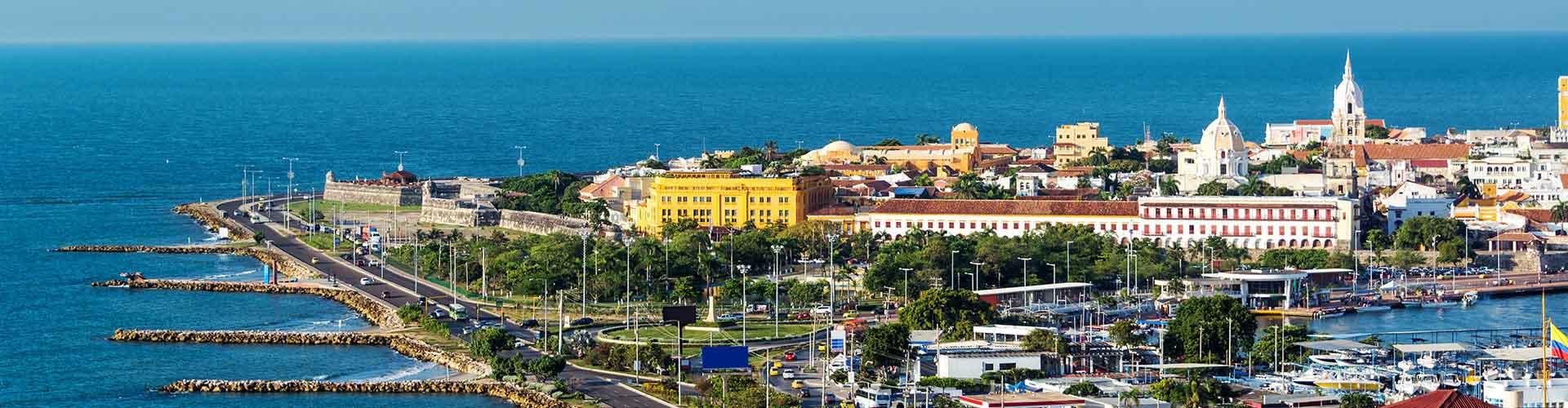 Cartagena - Albergues en Cartagena. Mapas de Cartagena, Fotos y Comentarios para cada Albergue en Cartagena.