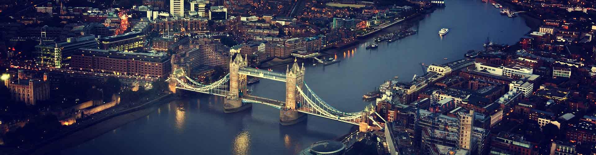 Londres - Albergues en el distrito Distrito de Southwark . Mapas de Londres, Fotos y Comentarios para cada Albergue en Londres.