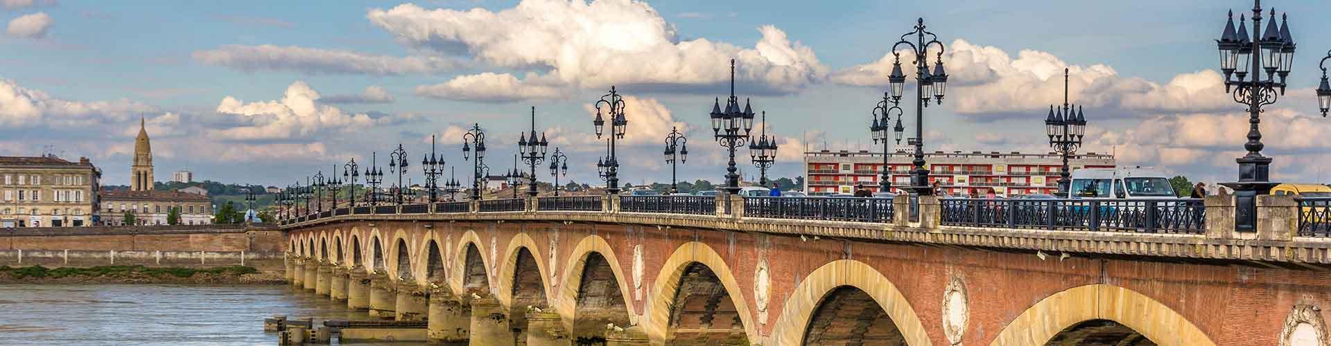 Bordeaux - Albergues en Bordeaux. Mapas de Bordeaux, Fotos y Comentarios para cada Albergue en Bordeaux.