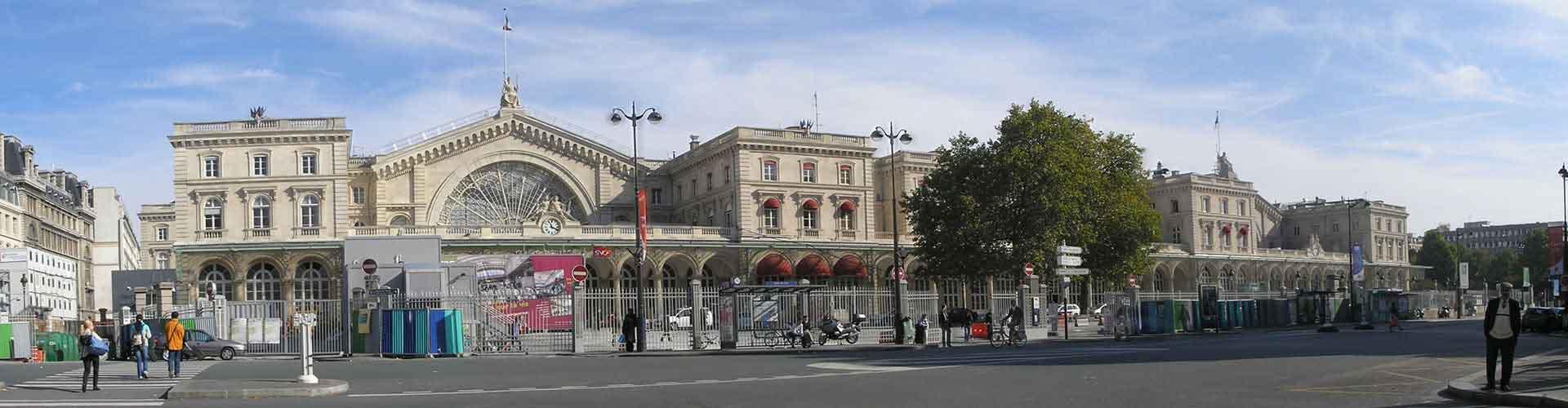 París - Albergues en el distrito Dixième arrondissement . Mapas de París, Fotos y Comentarios para cada Albergue en París.