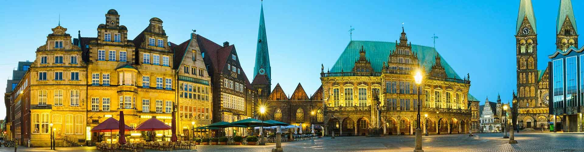 Bremen - Apartamentos en Bremen. Mapas de Bremen, Fotos y comentarios para cada Apartamento en Bremen.