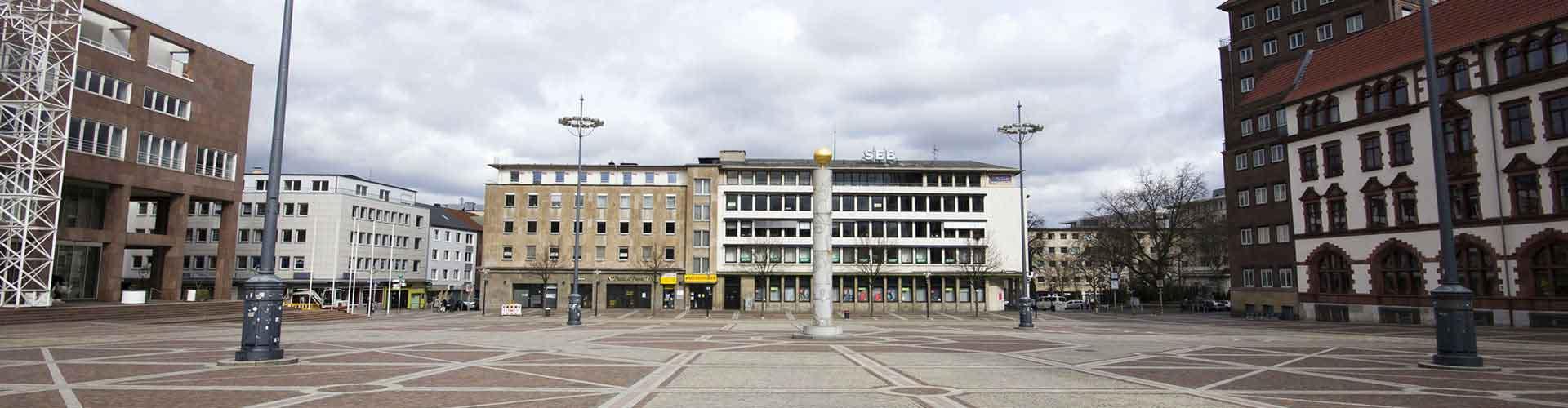 Dortmund - Albergues en Dortmund. Mapas de Dortmund, Fotos y Comentarios para cada Albergue en Dortmund.