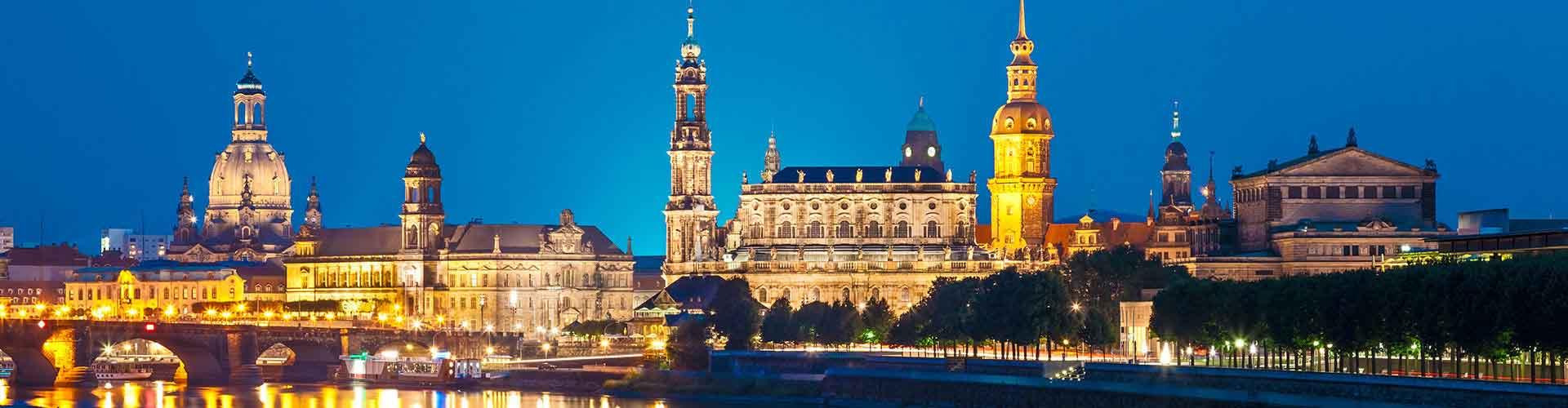 Dresde - Albergues en Dresde. Mapas de Dresde, Fotos y Comentarios para cada Albergue en Dresde.