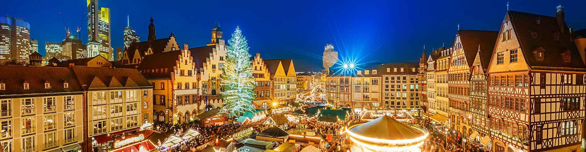Frankfurt - Albergues baratos en Frankfurt. Mapas de Frankfurt, Fotos y Comentarios para cada hotel en Frankfurt.