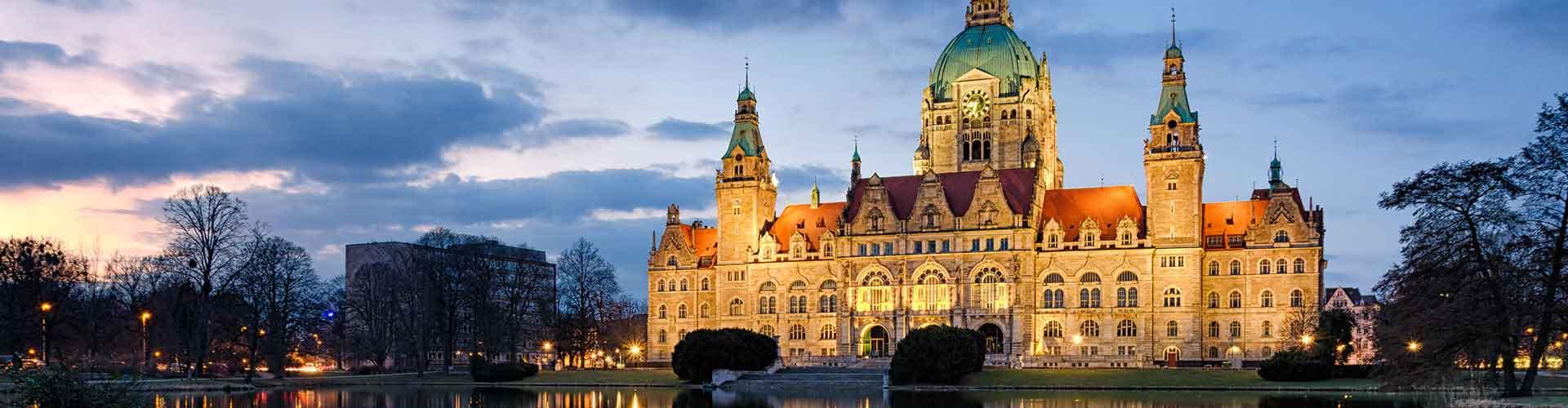 Hannover - Apartamentos en Hannover. Mapas de Hannover, Fotos y comentarios para cada Apartamento en Hannover.
