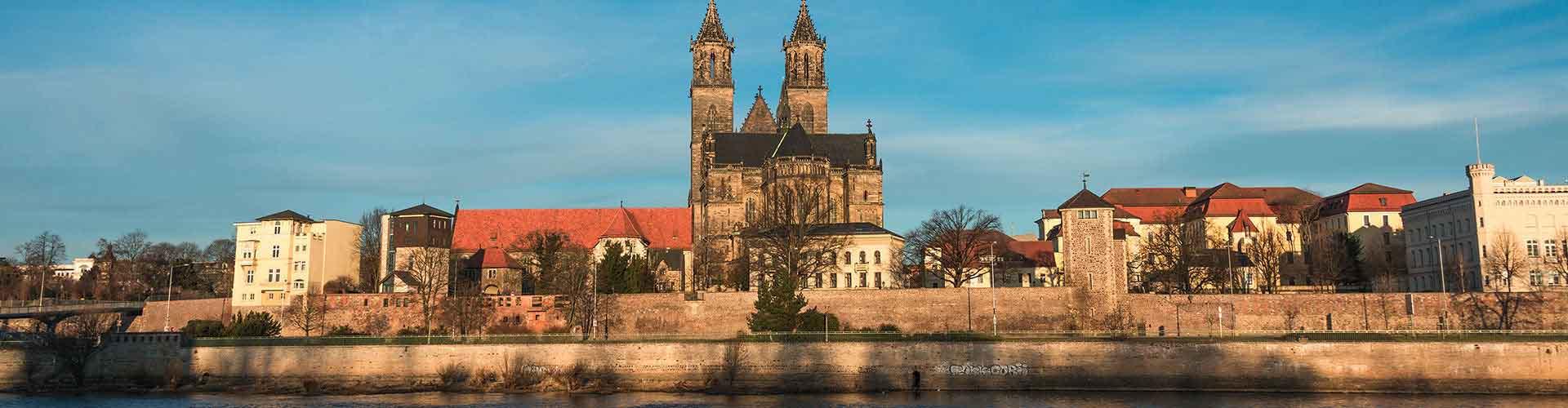 Magdeburgo - Campamentos en Magdeburgo. Mapas de Magdeburgo, Fotos y Comentarios para cada campamento en Magdeburgo.