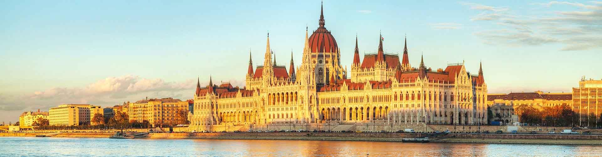 Budapest - Albergues en Budapest. Mapas de Budapest, Fotos y Comentarios para cada Albergue en Budapest.