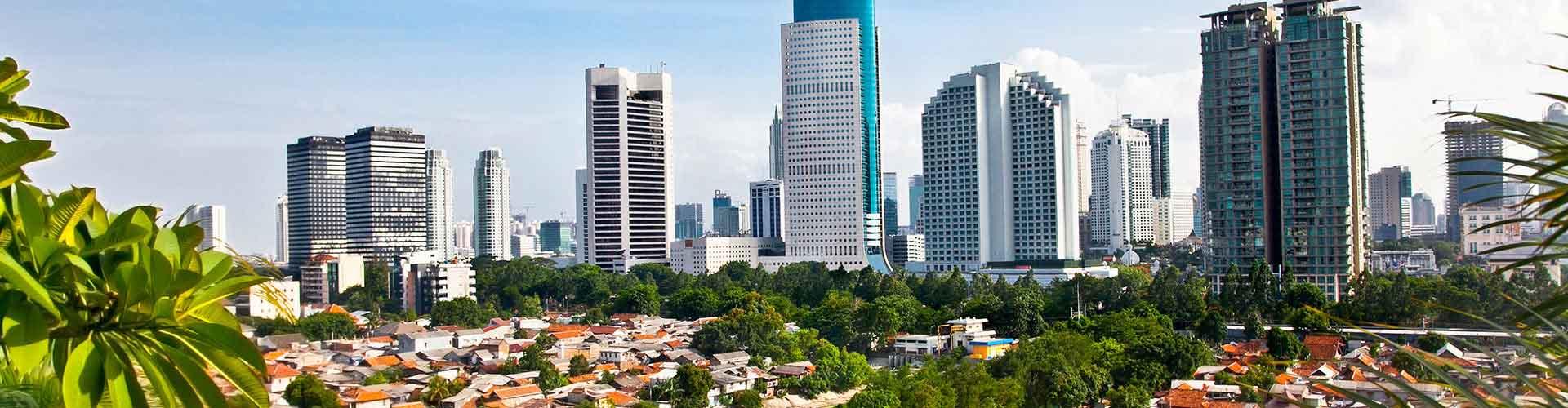 Yakarta - Albergues en Yakarta. Mapas de Yakarta, Fotos y Comentarios para cada Albergue en Yakarta.