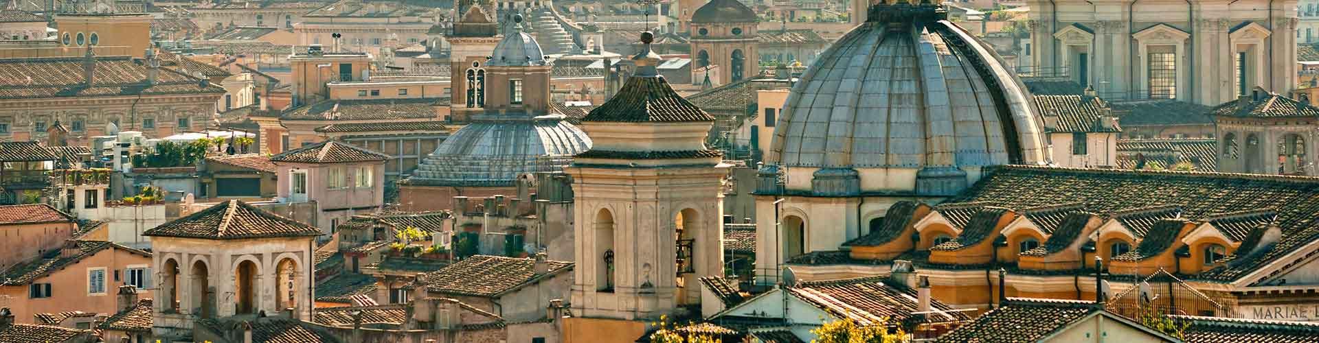 Roma - Albergues en el distrito Ciudad Antigua . Mapas de Roma, Fotos y Comentarios para cada Albergue en Roma.
