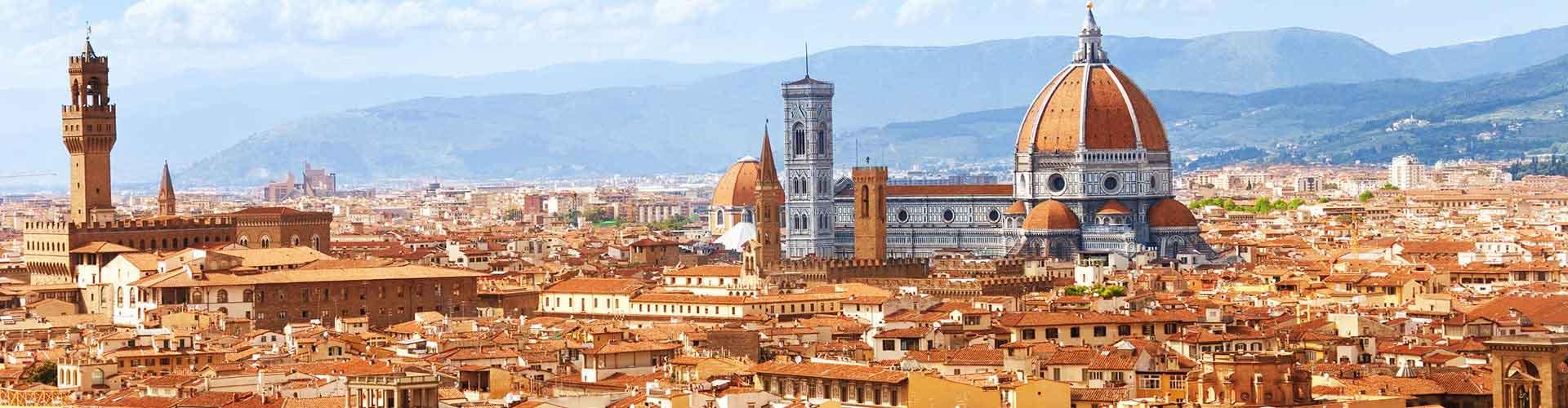 Florencia - Albergues en Florencia. Mapas de Florencia, Fotos y Comentarios para cada Albergue en Florencia.
