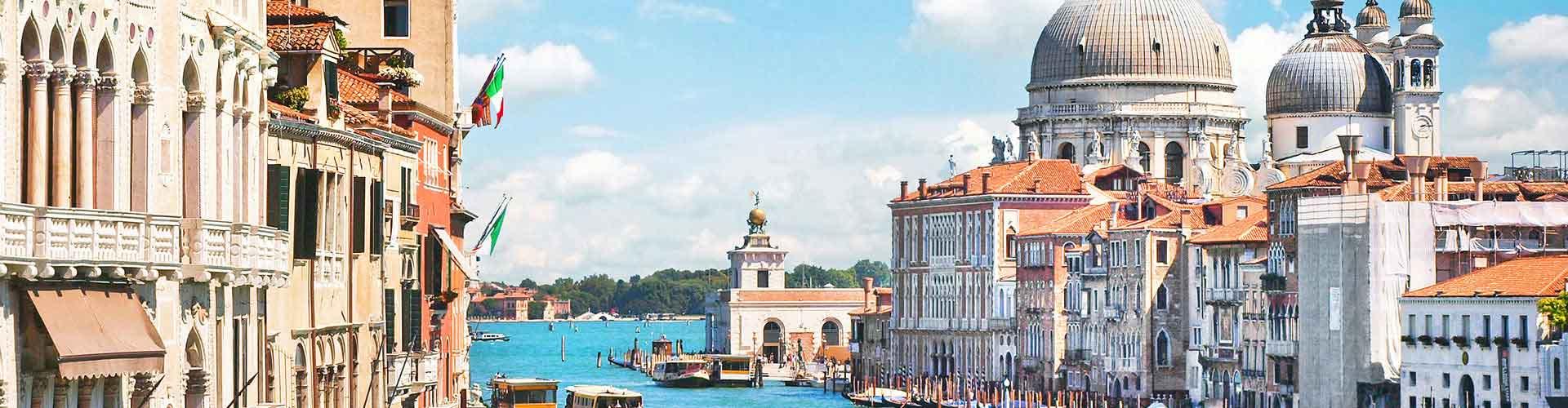 Venecia - Albergues en Venecia. Mapas de Venecia, Fotos y Comentarios para cada Albergue en Venecia.