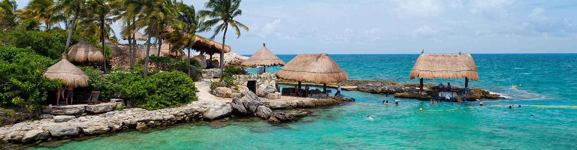 Cancún - Albergues en Cancún. Mapas de Cancún, Fotos y Comentarios para cada Albergue en Cancún.
