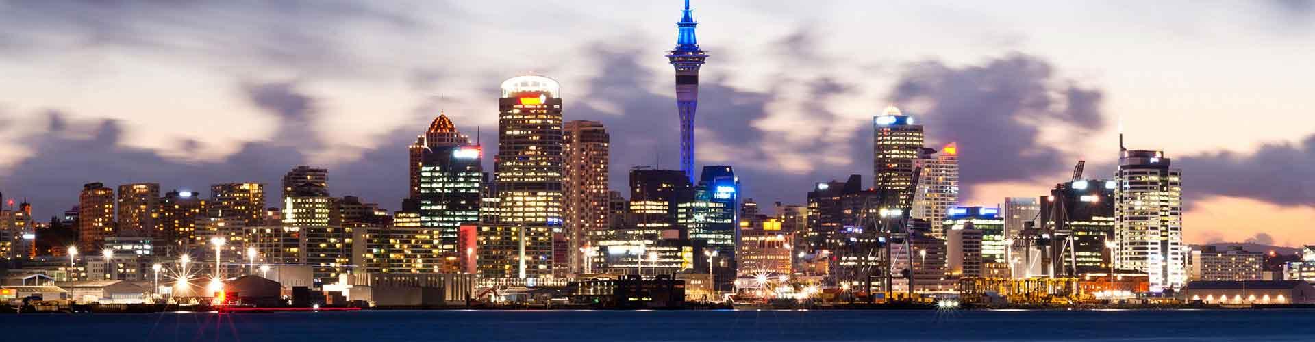 Auckland - Albergues en Auckland. Mapas de Auckland, Fotos y Comentarios para cada Albergue en Auckland.