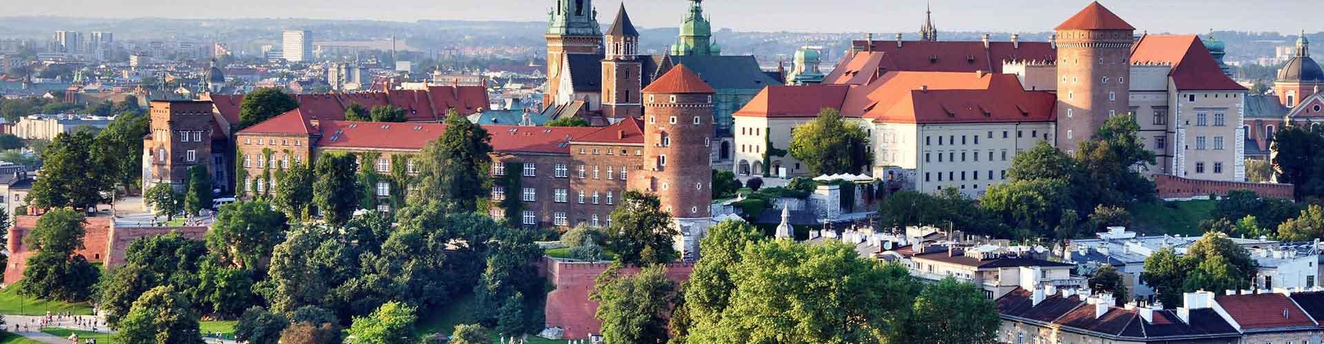Cracovia - Albergues en Cracovia. Mapas de Cracovia, Fotos y Comentarios para cada Albergue en Cracovia.