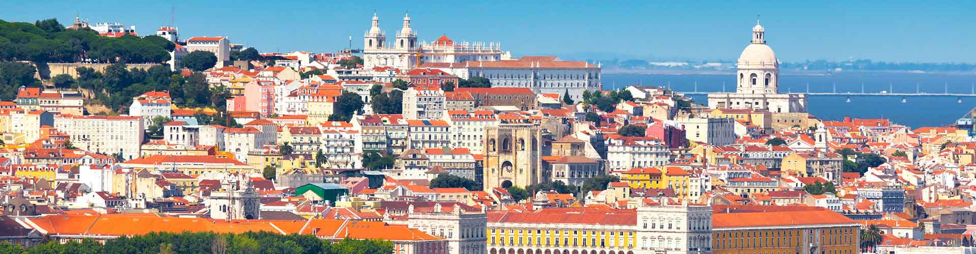Lisboa - Albergues en el distrito Madalena . Mapas de Lisboa, Fotos y Comentarios para cada Albergue en Lisboa.