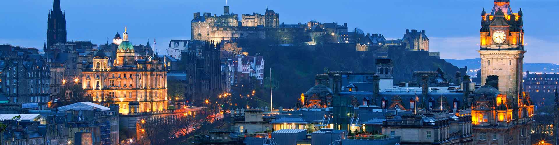Edimburgo - Albergues en Edimburgo. Mapas de Edimburgo, Fotos y Comentarios para cada Albergue en Edimburgo.