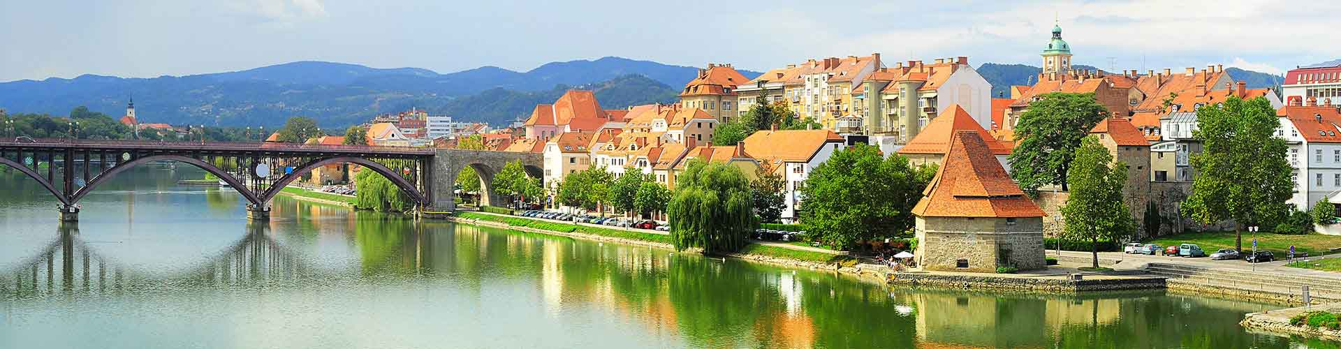 Maribor - Albergues en Maribor. Mapas de Maribor, Fotos y Comentarios para cada Albergue en Maribor.