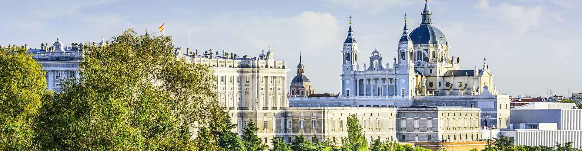 Madrid - Albergues en Madrid. Mapas de Madrid, Fotos y Comentarios para cada Albergue en Madrid.