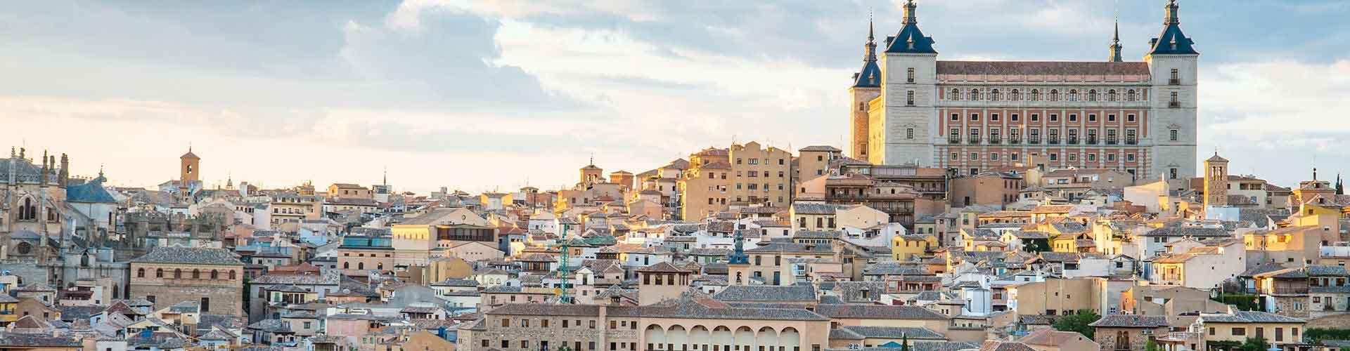 Toledo - Albergues en Toledo. Mapas de Toledo, Fotos y Comentarios para cada Albergue en Toledo.
