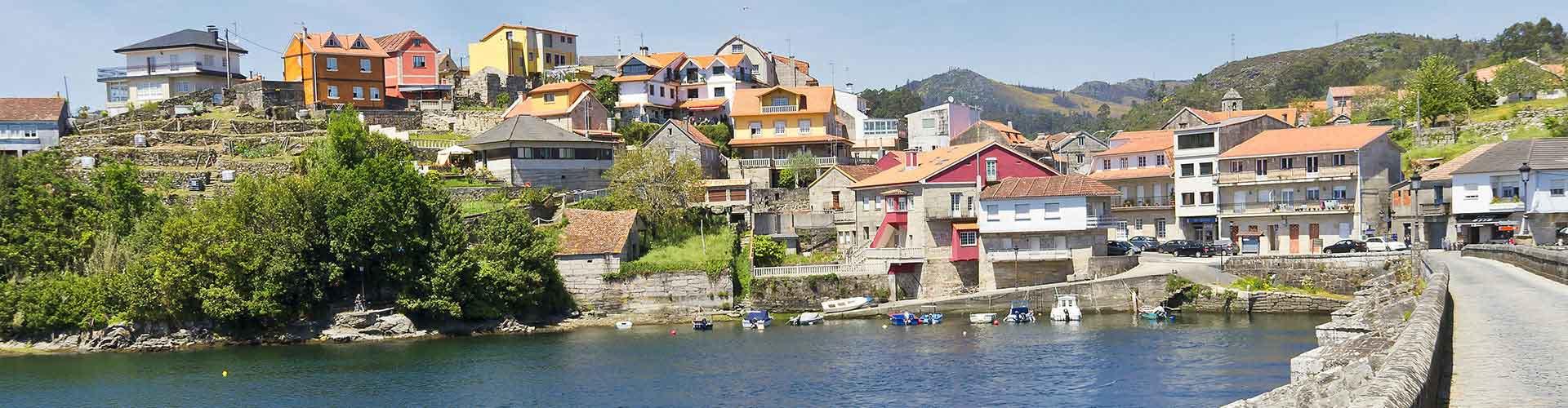 Vigo - Albergues en Vigo. Mapas de Vigo, Fotos y Comentarios para cada Albergue en Vigo.