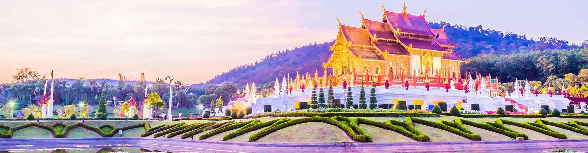 Chiang Mai - Albergues en Chiang Mai. Mapas de Chiang Mai, Fotos y Comentarios para cada Albergue en Chiang Mai.