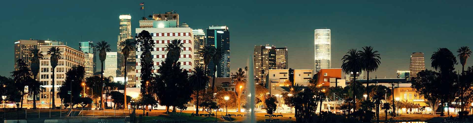 Los Ángeles - Albergues en Los Ángeles. Mapas de Los Ángeles, Fotos y Comentarios para cada Albergue en Los Ángeles.