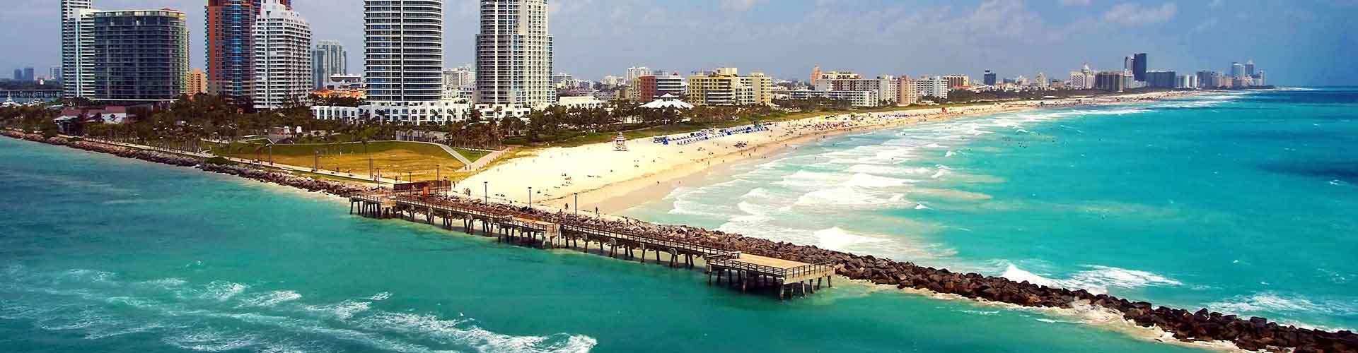 Miami - Albergues en Miami. Mapas de Miami, Fotos y Comentarios para cada Albergue en Miami.
